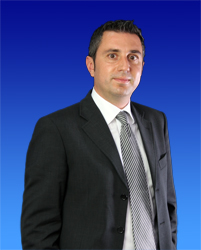 Sindaco del Comune di Frazzanò - ing. Gino Di Pane